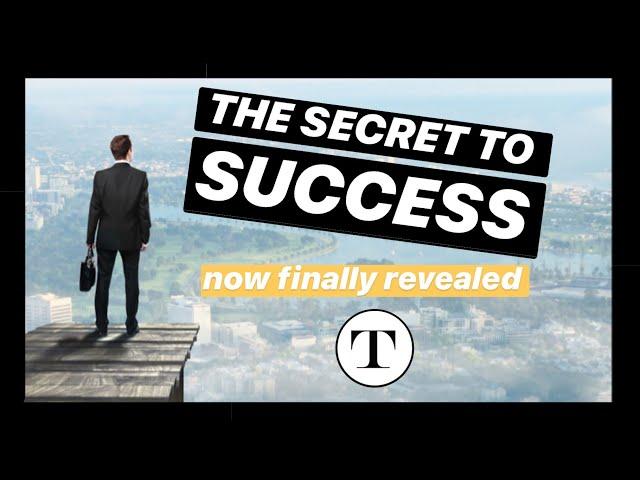 The Secret to the success now finally revealed. A formula followed by many Titans!