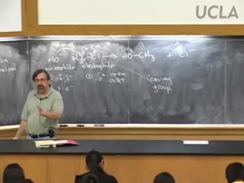 Organic Reactions and Pharmaceuticals, Lec 2, Chemistry 14D, UCLA