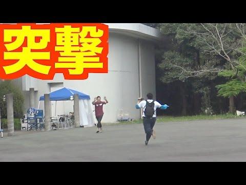 メサイア�『欅�46��ドラマ撮影�無許�リア凸��大暴走