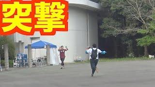 メサイアが『欅坂46』のドラマ撮影に無許可リア凸して大暴走 欅坂46 動画 21