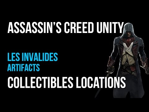 Assassin's Creed Unity Les Invalides Artifacts Collectibles Guide