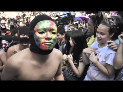 SLIDESHOW: Oblation Run 2011