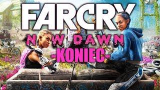 Far Cry New Dawn PL #13 - KONIEC GRY (DWA ZAKOŃCZENIA) - Polski Gameplay - 4K60