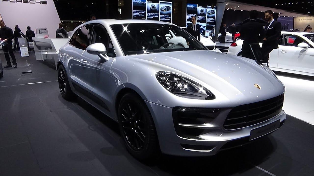 Porsche Macan Gts Interior >> 2017 - Porsche Macan GTS - Exterior and Interior - Geneva Motor Show 2016 - YouTube