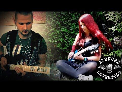AVENGED SEVENFOLD - Nightmare [GUITAR COVER] [INSTRUMENTAL COVER] by Jassy J & DeSade