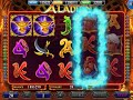 ALADDIN SLOTS ( DONT EVER PLAY THIS GAME)