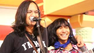 """T'koes Band Feat. Dicky Lennon """" Imagine """""""
