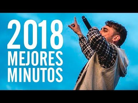 ¡Los 20 MEJORES MINUTOS de lo que va del AÑO 2018! | Batallas De Gallos (Freestyle Rap)