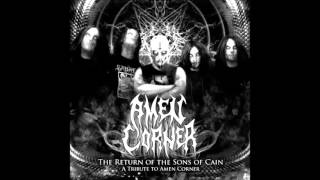 "Gambar cover THE KRYPTIK aka CRYPTIC LORN - BLACK EMPIRE - ""AMEN CORNER""(Cover)"