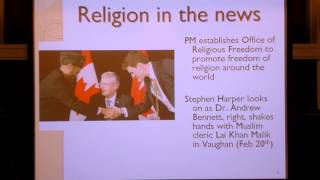 Sociology lecture - Sociology of Religion (part 1)