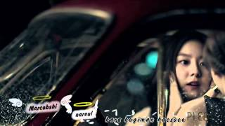 [hd+kara] After School - Because Of You