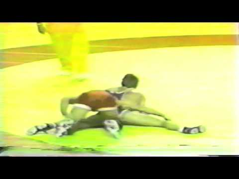 1989 Senior World Championships: 62 kg Final John Smith (USA) vs. Gary Bohay (CAN)