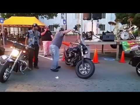 Shine 'Em Up down Motorcycle Pipe Contest