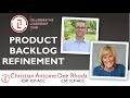 Product Backlog Refinement PBR   Christian Antoine, Dee Rhoda   Scrum and Agile