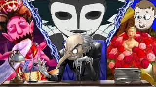 Top 10 Persona Bosses - SmashMasterShow