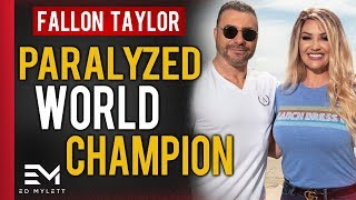 How I healed my Body & Mind  (Life Changing Interview)  Ed Mylett & Fallon Taylor