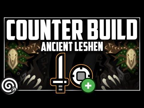 EMPRESS EDGE RUIN - SNS Healer vs Ancient Leshen | Monster Hunter World thumbnail