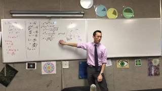 Conical Pendulum Example (1 of 2: Finding radius of circular motion)
