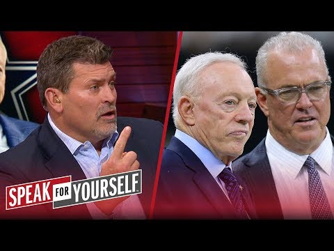 Cowboys won't win much with current organizational structure  Schlereth | NFL | SPEAK FOR YOURSELF