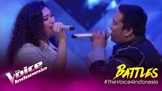 So Amazing (Beyonce, Stevie Wonder) - Kia vs Aca   Battles   The Voice Indonesia GTV 2019