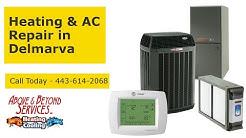 Heating & Air Conditioning Repair in Lewes DE [5 Star Google Reviews]