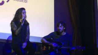 Purple Rain (cover) - Ruth Lorenzo (Santander)
