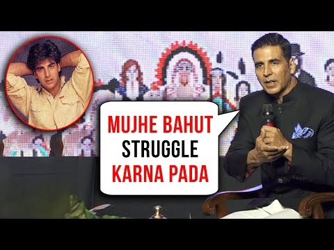 Akshay Kumar EMOTIONAL On His Life Journey, Entering Bollywood & Much More