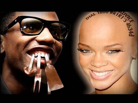 Rihanna39s Forehead Fabolous39 Teeth Top 5 Twitter
