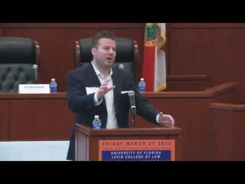 2015 Sports Law Symposium - University of Florida College of Law