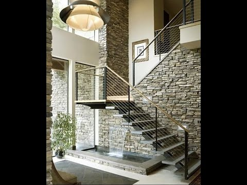 Simple Stairs Design Ideas For A Simple House - Youtube