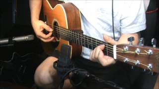 paradise -coldplay -fingerstyle -chords -cover