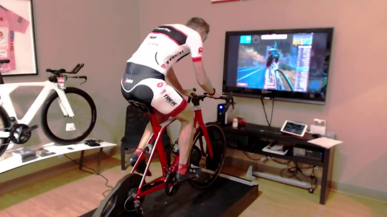 dd506c99bc9 Demo of the Cycleops H2 Smart Trainer - YouTube