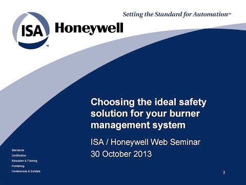 Choosing the ideal safety solution for your burner management system