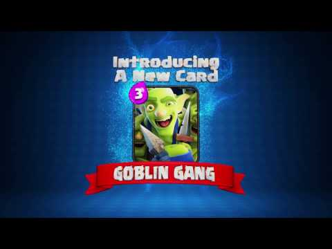 Thumbnail: Clash Royale: The GOBLIN GANG! (New Clash Royale Card!)