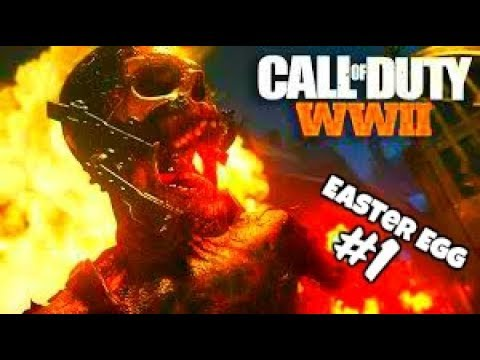 """Call Of Duty WW2 Zombies """"The Final Reich"""" Sole Easter egg Live Stream!!!!"""
