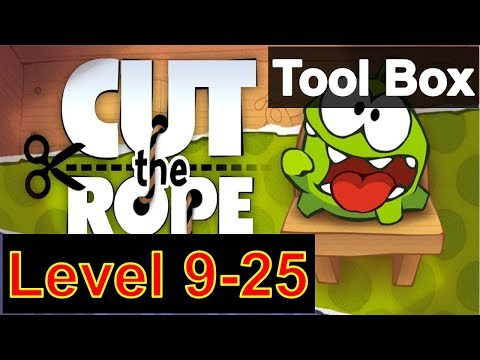 how-to-play-cut-the-rope-season-2-tool-box-level-9-25-with-3-stars-walkthrough
