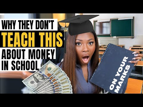 5 MILLIONAIRE Habits & Secrets...they don't TEACH you about MONEY in School!