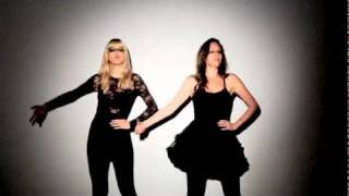 The Pierces- Secret Official Music Video