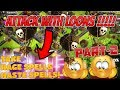 Loons attack with Rage spells | PART-2 | Clash of clans | GaminG WItH RoY