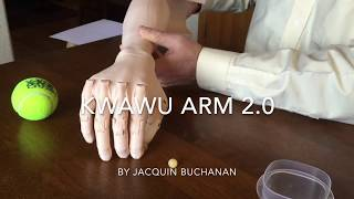 Kwawu Arm 2.0 Demonstration