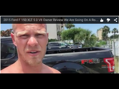 Ford Xlt V8 Owner Review
