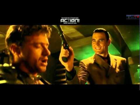 """VIDEO SISTEMA DE SEGURIDAD - """"SWORDFISH"""""""