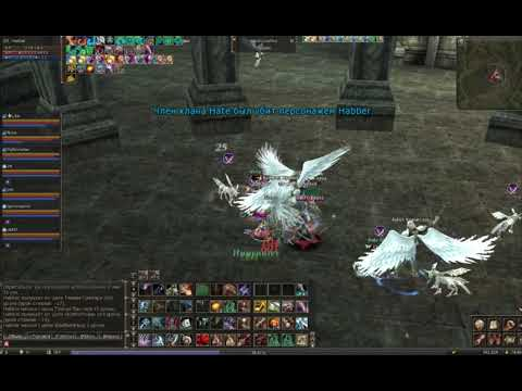 Lineage 2 Classic Habber   Paagrio   Dont Let Them Run You