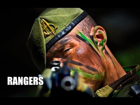 Homenagem as Operações Especiais/Rangers (Exército Português)