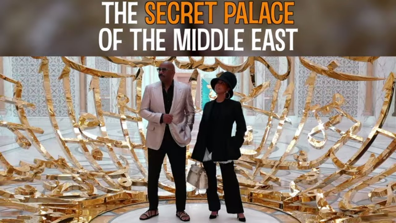The Secret Palace of the Middle East
