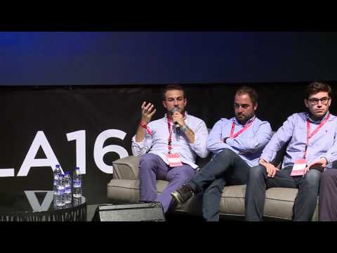 Lebanese Entrepreneurs - 2 - Panel - Ecosystem Stage - BDL Accelerate 2016