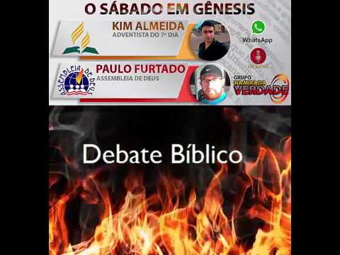 Debate Kim Almeida Vs Paulo Furtado