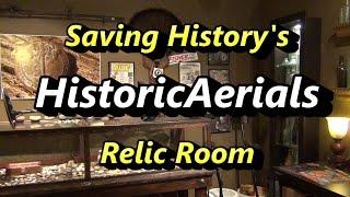 Saving History's Relic Room: Historic Aerials