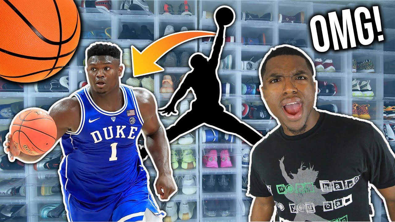 Nike signs Zion Williamson to its Jordan Brand line