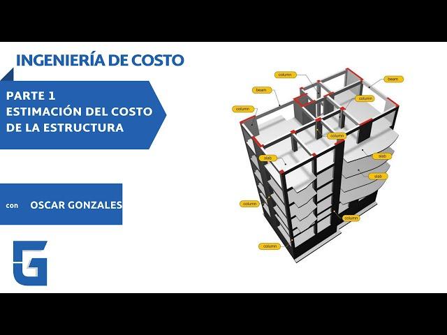 Como estimar costos de la estructura | Ingeniería de Costo